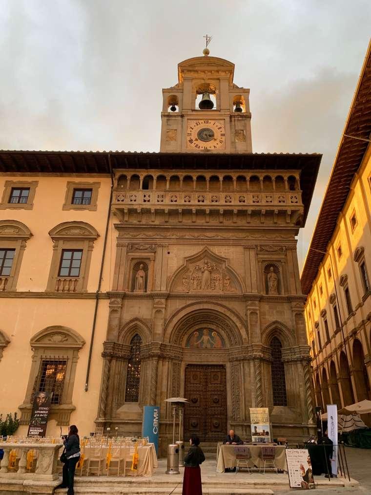 Oh, Arezzo!